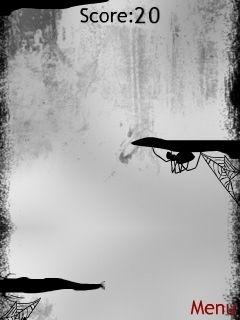 Runaway Spider Java Game Image 1