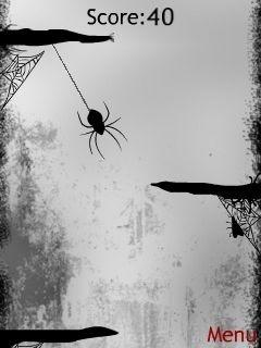 Runaway Spider Java Game Image 2