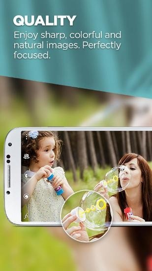 Camera MX Android Application Image 1