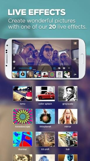 Camera MX Android Application Image 2