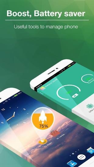 KK Launcher Android Application Image 3