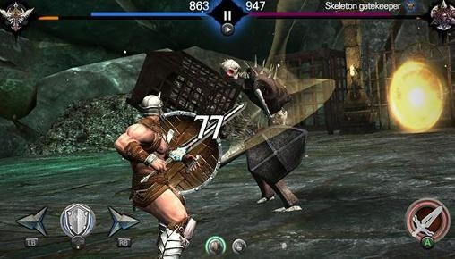 Codex: The Warrior Android Game Image 1
