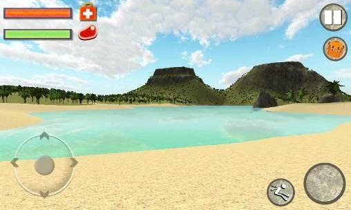 Survival Island 2: Dino Hunter Android Game Image 1