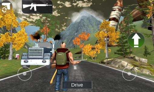 Survival: Dead City Android Game Image 1