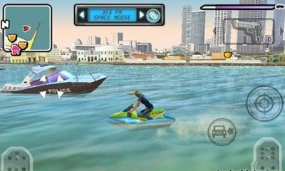 Gangstar: Miami Vindication Android Game Image 1
