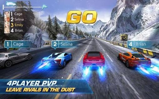 Infinite Racer: Dash And Dodge Android Game Image 1