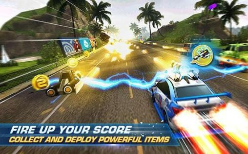 Infinite Racer: Dash And Dodge Android Game Image 2