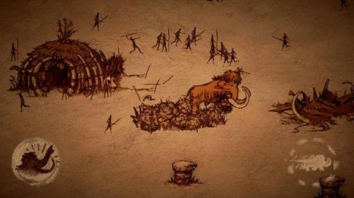 The Mammoth: A Cave Painting Android Game Image 1