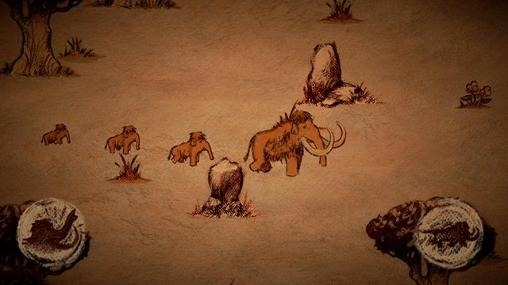 The Mammoth: A Cave Painting Android Game Image 2