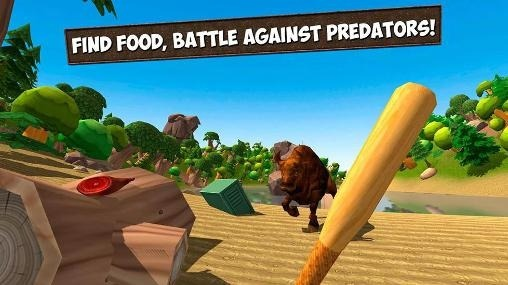 Island Survival Simulator 3D Android Game Image 1