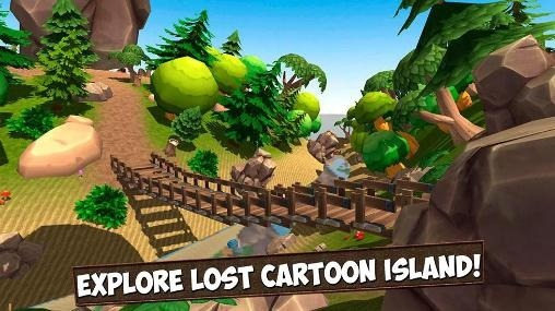 Island Survival Simulator 3D Android Game Image 2