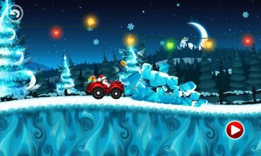 Winter Racing: Holiday Fun Android Game Image 1