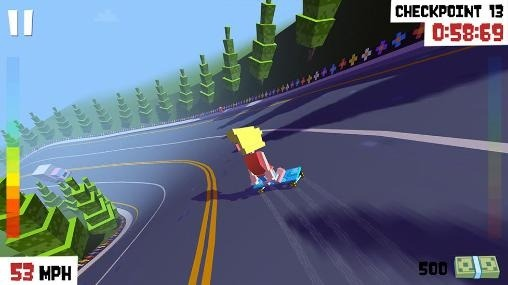 Star Skater Android Game Image 1