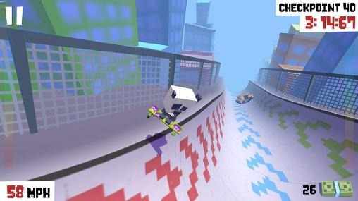 Star Skater Android Game Image 2
