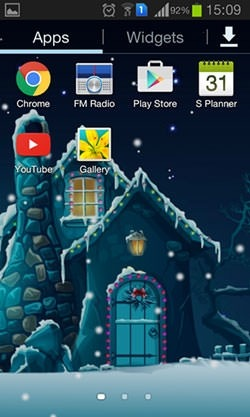 Winter Android Wallpaper Image 1