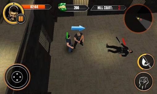 Prison: Silent Breakout 3D Android Game Image 1