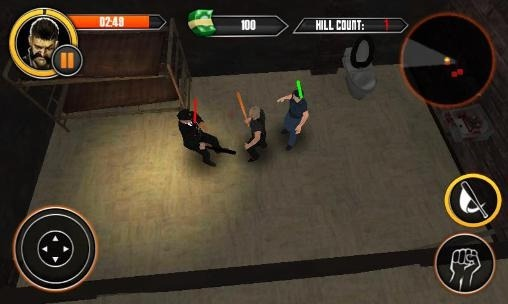 Prison: Silent Breakout 3D Android Game Image 2
