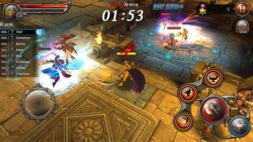 Blade: Sword Of Elysion Android Game Image 2