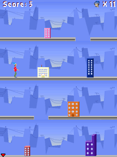 Urban Jumpers Java Game Image 1