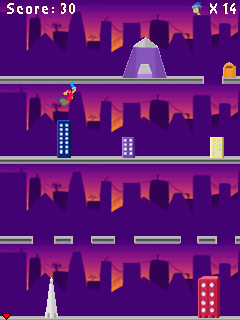 Urban Jumpers Java Game Image 2