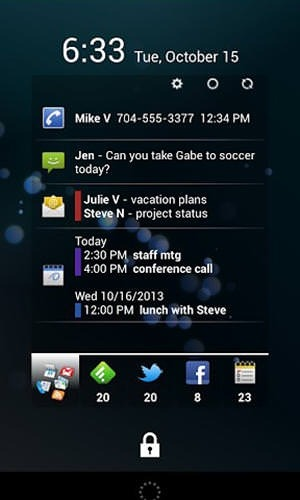 Executive Assistant Android Application Image 1