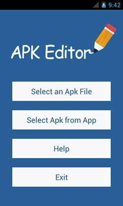 Apk Editor Pro Android Application Image 1