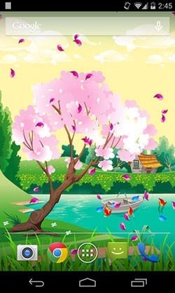 Seasons Android Wallpaper Image 2