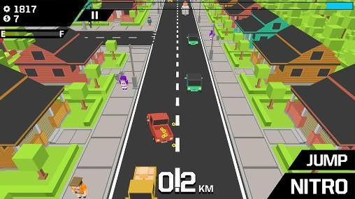 Nitro Dash Android Game Image 1