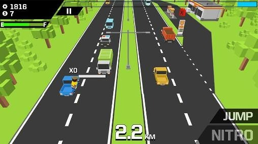 Nitro Dash Android Game Image 2