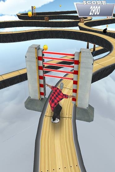 Skate Up Android Game Image 2