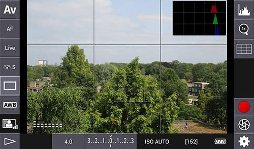 DSLR Controller Android Application Image 2