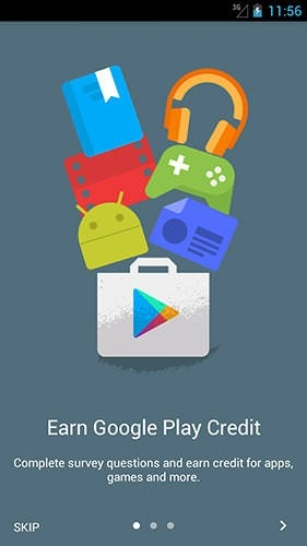 Google Opinion Rewards Android Application Image 2