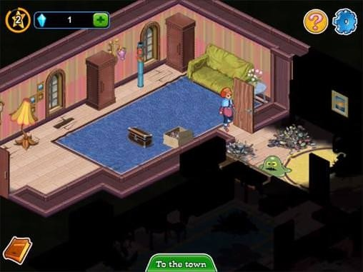 Ghost Town Adventures Android Game Image 2