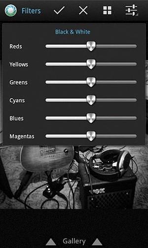 Camera Mania Android Application Image 2