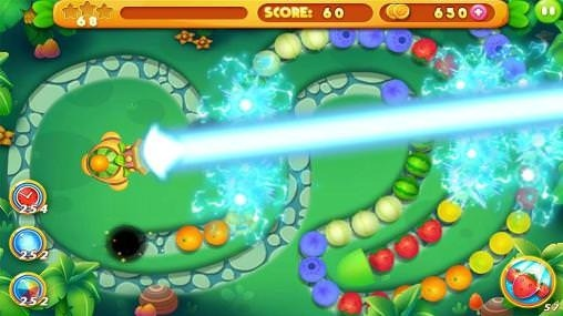 Fruit Marble Android Game Image 1