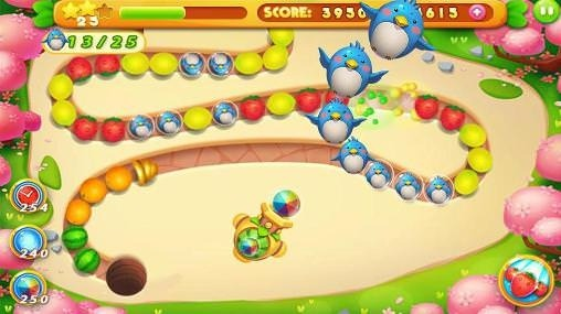 Fruit Marble Android Game Image 2
