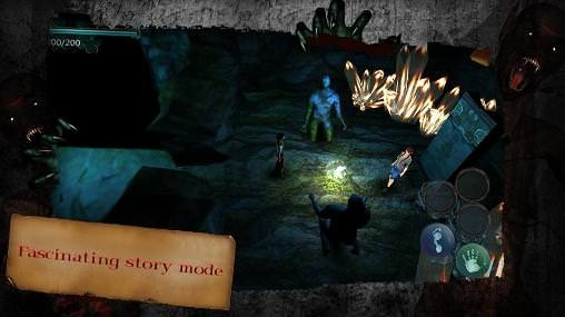 Tomb Labyrinth Android Game Image 1