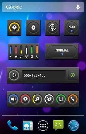 Smart Volume Control+ Android Application Image 1