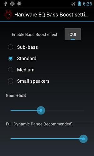 Voodoo Sound Android Application Image 2