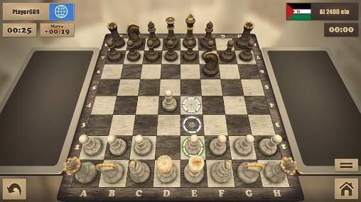 Real Chess Android Game Image 1