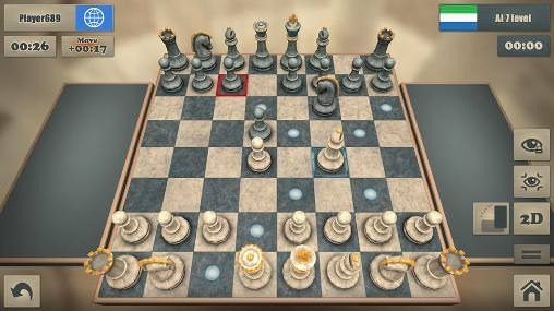 Real Chess Android Game Image 2