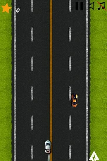 Super Highway Speed: Car Racing Android Game Image 1