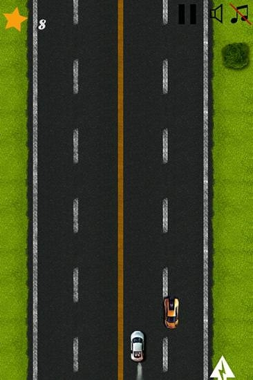 Super Highway Speed: Car Racing Android Game Image 2