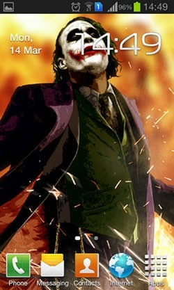Joker Android Wallpaper Image 2