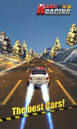 Rage Racing 3D Android Game Image 2