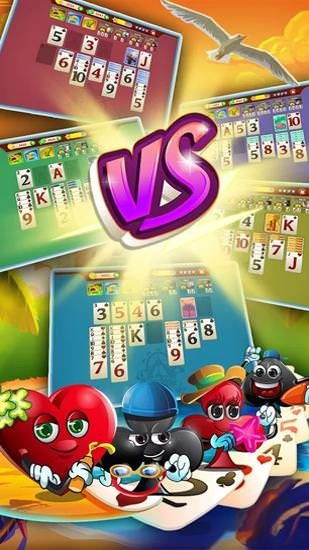 Solitaire: Showdown Android Game Image 1