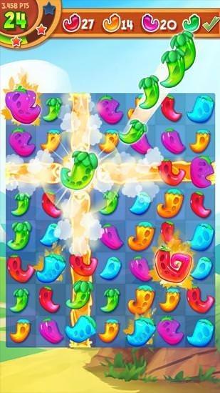 Pepper Panic: Saga Android Game Image 1