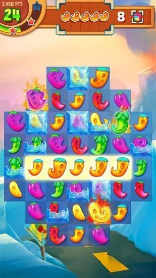 Pepper Panic: Saga Android Game Image 2