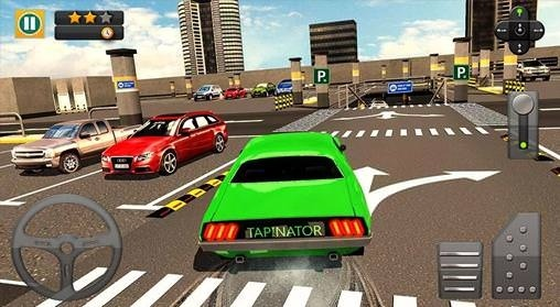 Multi-storey Car Parking 3D Android Game Image 1