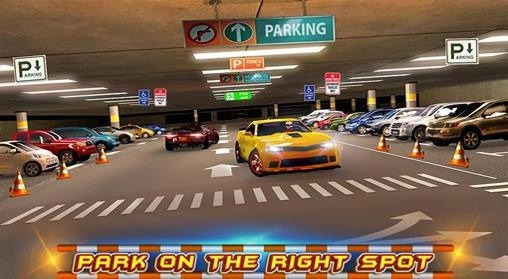 Multi-storey Car Parking 3D Android Game Image 2